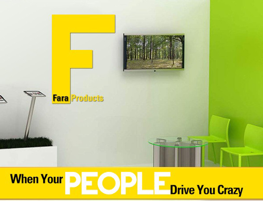 When Your People Drive You Crazy - Fara Products
