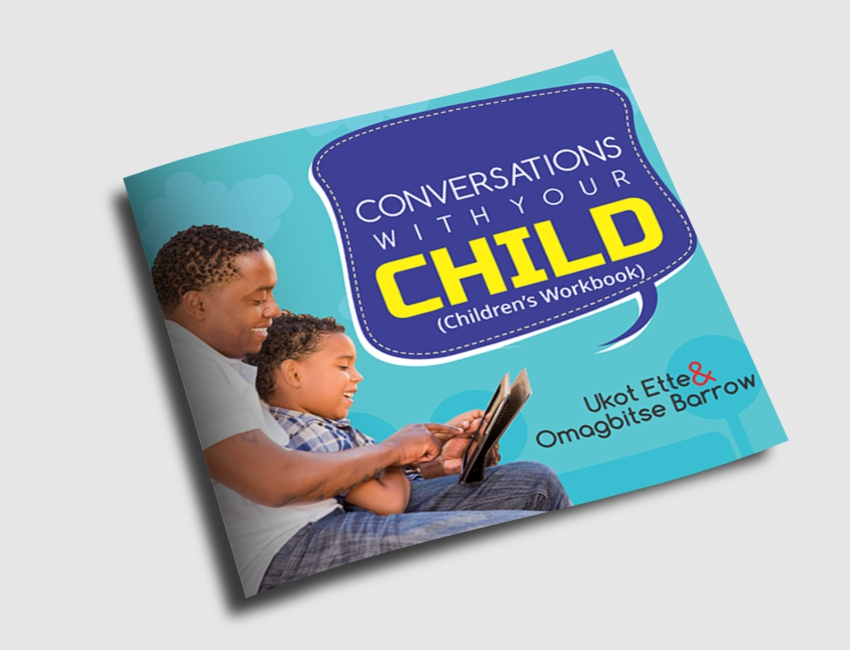 Conversations With Your Child (Children's Workbook)